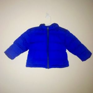 Healthtex baby boy warm winter jacket with Hood